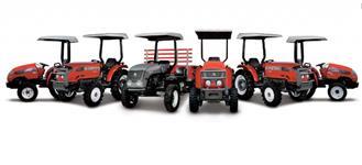 Trator Agrale 4100 4x4 ano 15