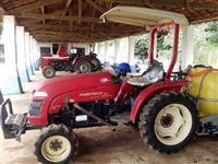 Trator Yanmar 1155 4x4 ano 08