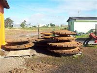Rodas para trator tracionado ou simples