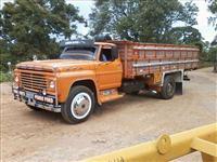 Caminhão  Ford F 600  ano 78