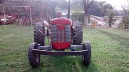 Trator Case Farmall 80 4x4 ano 11