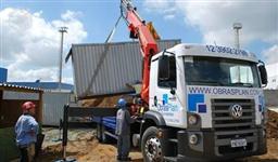 Munck 45 toneladas metro caminhao truck