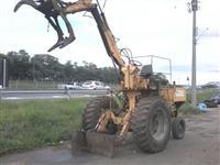 Trator Carregadeira de Cana e Sucata CBT 2105 REVISADA!!!