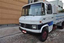 Caminhão  Mercedes Benz (MB) 608  ano 85
