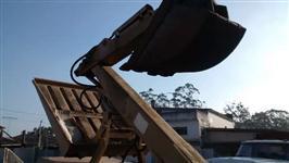Mini escavadeira hidráulica com motor a diesel yanmar