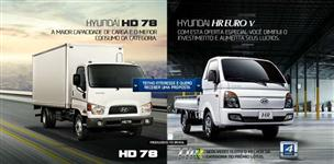 Caminh�o  Hyundai HR 2500 TCI Longo sem ca�amba  ano 15