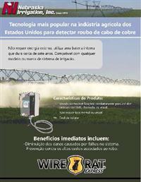 Wire Rat - Melhor sistema para alertar de possíveis roubos no seu pivo!