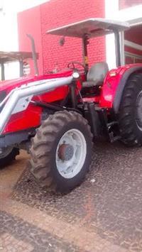 Trator Massey Ferguson 4275 4x4 ano 10
