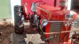 Trator Massey Ferguson 50X 4x2 ano 66