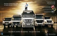 Caminhão  Mercedes Benz (MB) Modelos  ano 14