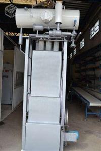 Máquina de gelo escamas madef