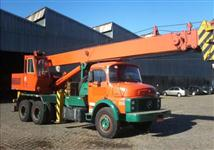Guindaste Motokar 20 ton - 140 mil