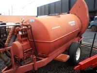 Pulverizador Atomizador FMC 2000 Lt