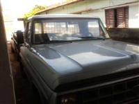 Ford F-1000 ano 1984