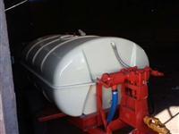 Pulverizador manual FMC 2000 lts