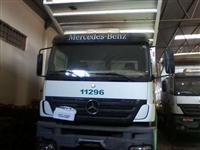 Caminhão  Mercedes Benz (MB) 3340 Plataforma  ano 07