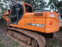 Escavadeira Doosan DX180 LC ano 2011
