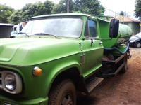 Caminhão  Chevrolet D 60  ano 73
