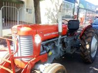 Trator Massey Ferguson 50 X 4x2 ano 64