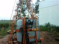 Pulverizador Jacto Condor 800 AM14