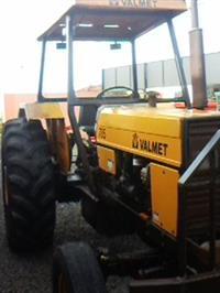 Trator Valtra/Valmet 785 4x2 ano 93
