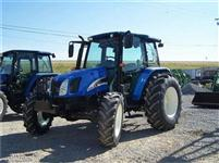 Trator Ford/New Holland TL 100A 4x4 ano 08