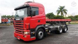 Caminhão  Scania 420  ano 11