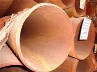 TUBO REDONDO  ASTMA500 GRAUB