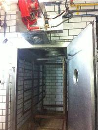 Vende se estufa a gás para cozimento de embutidos em geral ,calabresa,bacon,etc