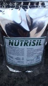 NUTRISIL  -  FUNGICIDA NATURAL Á BASE DE  SILÍCIO