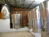 Industria de bebidas/maquinas e equipamentos/tanques