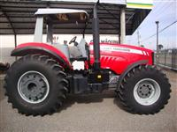 Trator Massey Ferguson 7140 4x4 ano 11