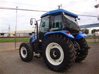Trator Ford/New Holland T L85 E 4x4 ano 13