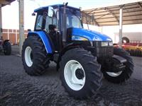 Trator Ford/New Holland NH TS6020 4x4 ano 11