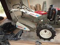 Mini/Micro Trator  YANMAR  TC-14 4x2 ano 09