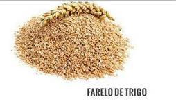 FARELO DE TRIGO GRANEL/ENSACADO