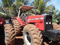 Trator Massey Ferguson MF 680 4x4 ano 02