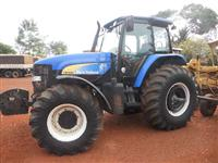 Trator Ford/New Holland 7020 4x4 ano 09