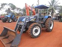 Trator Ford/New Holland TL 75 E 4x4 ano 06