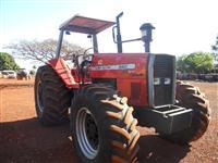 Trator Massey Ferguson 660 4x4 ano 98