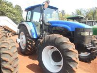 Trator Ford/New Holland TM 165 4x4 ano 00