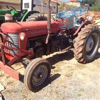 Trator Massey Ferguson 50 X 4x2 ano