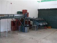 Máquina para Beneficiar Laranja/Limão/Maracujá
