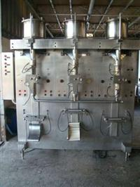 Maquina BrasHolanda Braspac 6000 Envasadora de Líquidos para Leite Iogurte Suco