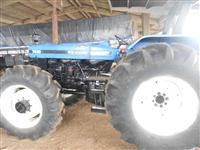 Trator Ford/New Holland 7630 4x4 ano 05