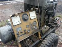 Solda Geradora 375 Amperes - com motor Diesel 3cc