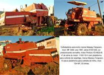 Colhetadeira massey ferguson mf 3400