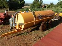 Vende-se distribuidor de dejetos MEPEL 6.000L 2012