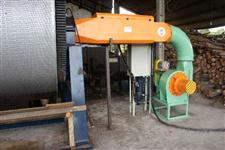 Fornalha Elétrica para secadores de grãos