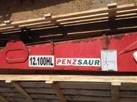 Grua Florestal Penz Saur 12.100 HL